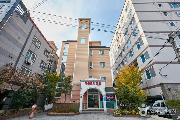 Apple Tree Hotel [Korea Quality] / 애플트리 호텔 [한국관광 품질인증]