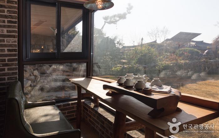 (株)山には花が咲く[韓国観光品質認証]((주)산에는 꽃이피네[한국관광 품질인증/Korea Quality])
