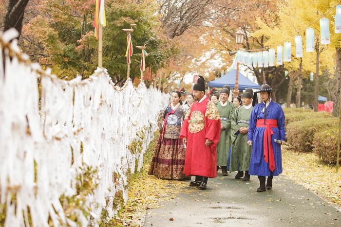 驪州五穀渡口節(여주오곡나루축제)2
