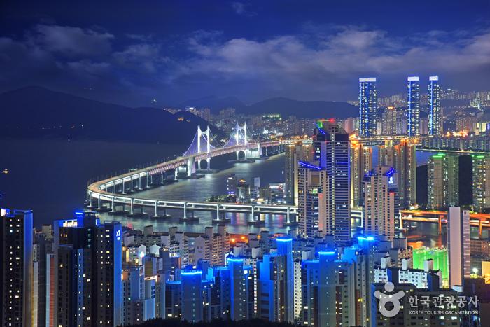 Busan Gwangandaegyo Bridge (부산 광안대교)