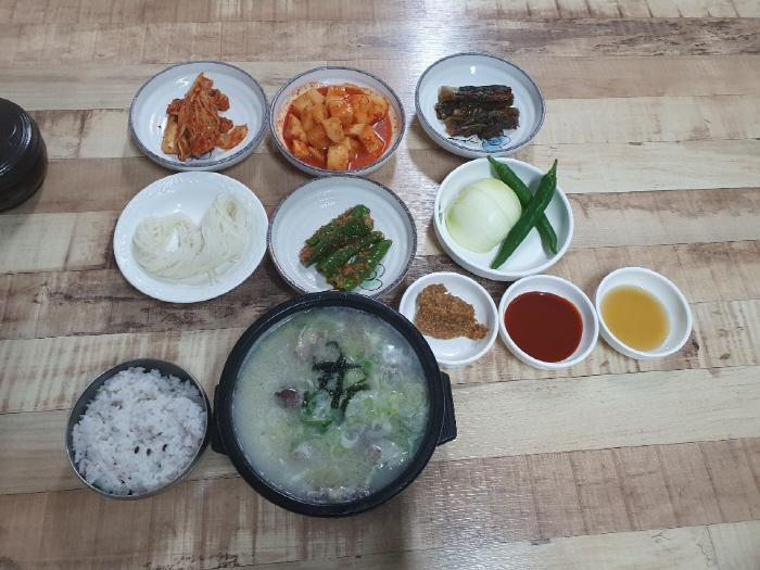 [백년가게]물망초식당(물망초설렁탕)