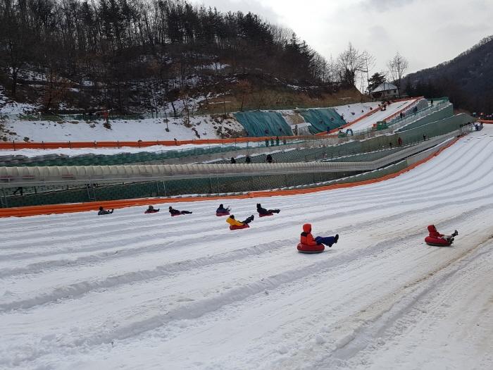 Yangju Schneefestival (양주 눈꽃축제)