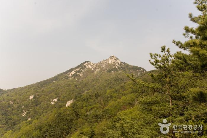 Горы Пурамсан (불암산)