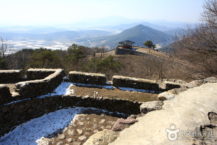 Geumseongsanseong Fortress (담양 금성산성)