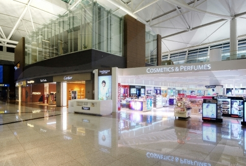The Shilla Duty Free Shop - Incheon International Airport Branch (신라면세점 - 인천공항점)