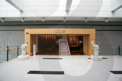 Музей крепости Хвасон в Сувоне (수원화성박물관)49