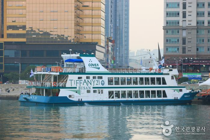 Tiffany 21 Night Cruise (부산 티파니21 크루즈 유람선)
