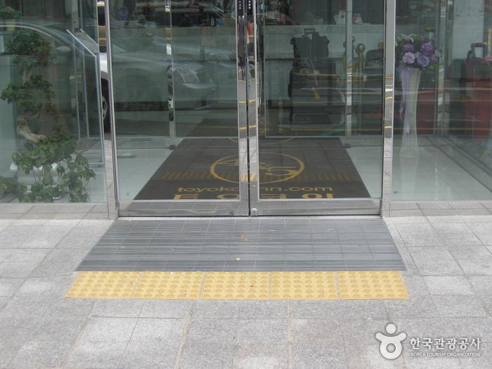 東横INNホテル(釜山駅1)(토요코인호텔 (부산역1점))