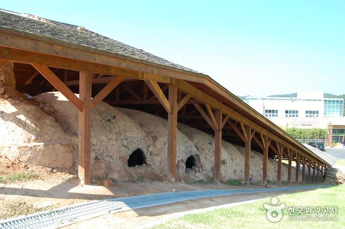Деревня гончарных изделий на горе Вегосан (외고산옹기마을)4
