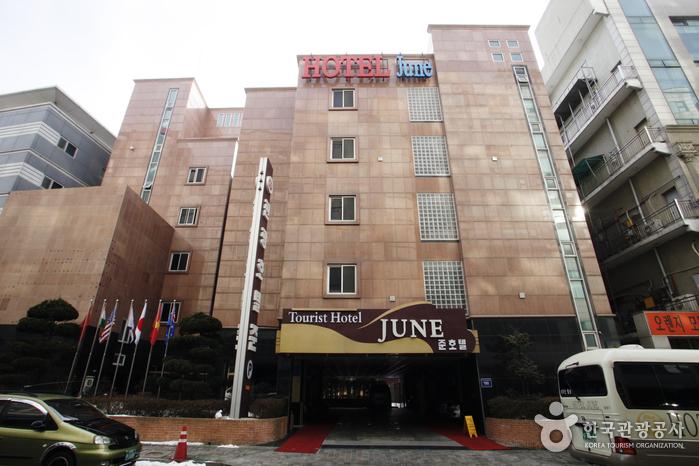 ホテルジューン(호텔 준(Hotel June Incheon Airport))