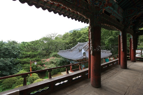 Cheoneunsa Temple(Samcheok) (천은사(삼척))
