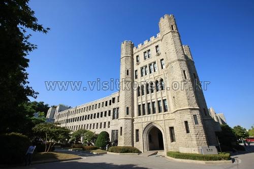 ソウル 高麗大学校中央図書館(서울 고려대학교 중앙도서관)