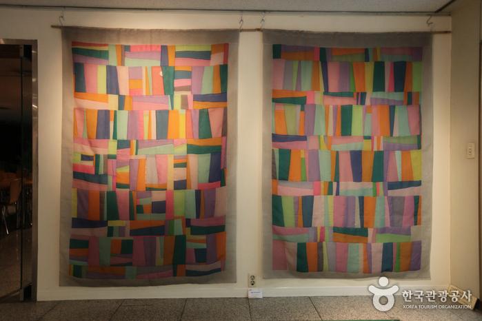 Музей текстиля и квилтинга Чхочжон12