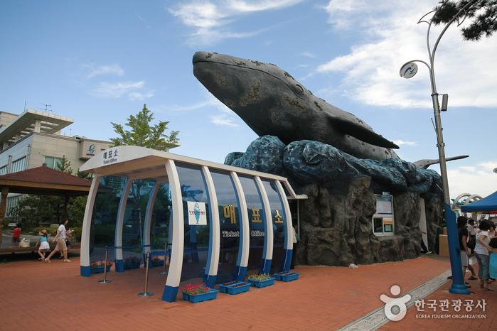 Walmuseum Jangsaengpo (장생포 고래박물관)