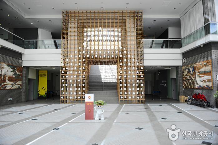 Музей керамики в Ёчжу15