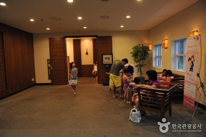 Спа-курорт в Тамяне (담양 리조트 온천)8