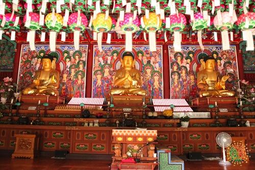 Deokjusa Temple (덕주사)