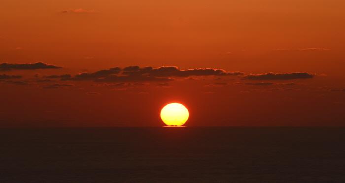 국토의 동쪽 끝 섬에서 새로운 한 해를 시작하다, 독도, 울릉도 일출 여행