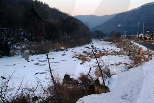 Heungjeong Valley (흥정계곡)