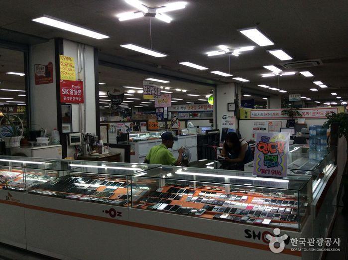 原州自由市場(원주 자유시장)