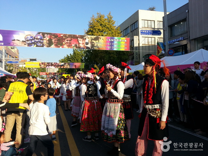 Itaewon Global Village Festival 2017 (이태원지구촌축제 2017)