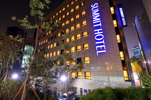 써미트 호텔 서울