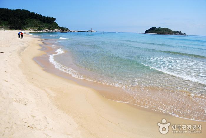 花津浦海水浴場(화진포해변)