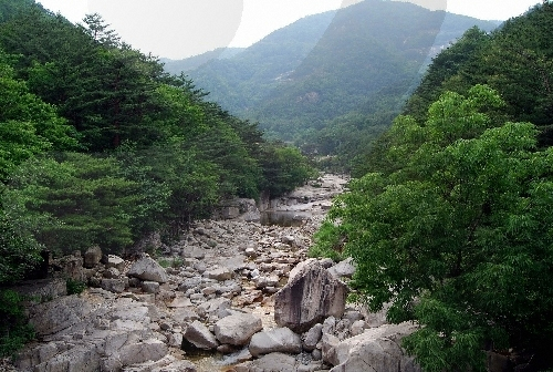 Dutasan Mountain (두타...