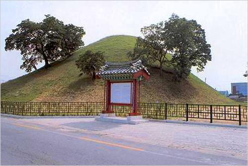 Bonghwangdae (Gyeongju) (봉황대-경주)