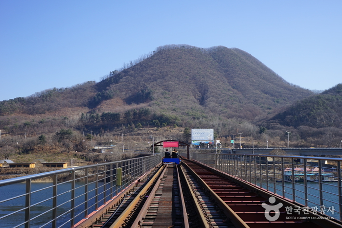 Railbike de Gapyeong - 가평레일파크 (외국어사이트용)