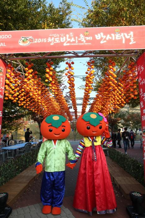 清道盤柿祭り(청도반시축제)