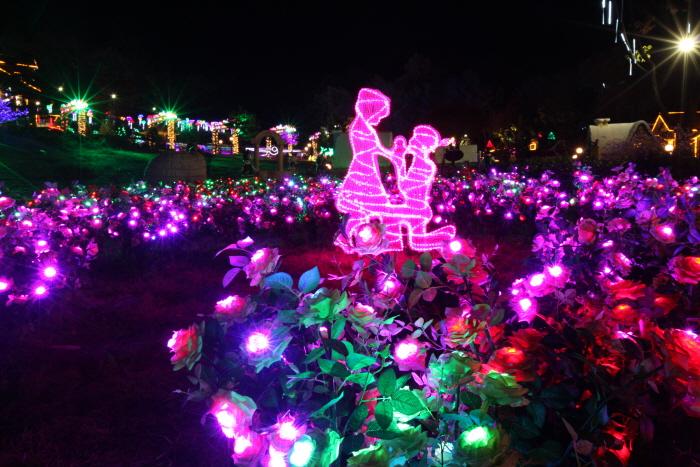 허브아일랜드 불빛동화축제 - 라이팅&일루미네이션  사진5