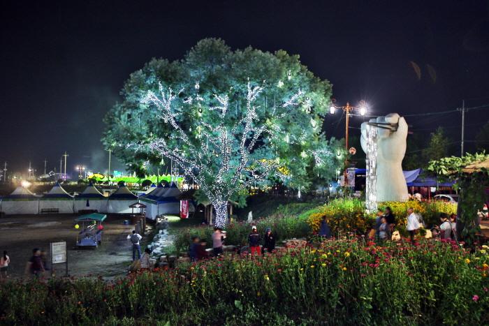 Культурный фестиваль имени писателя Ли Хё Сока в Пхёнчхане (평창효석문화제)2