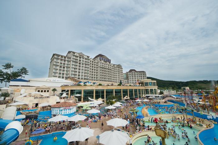 Sono Belle Cheonan Ocean Park (대명리조트 천안 오션파크)