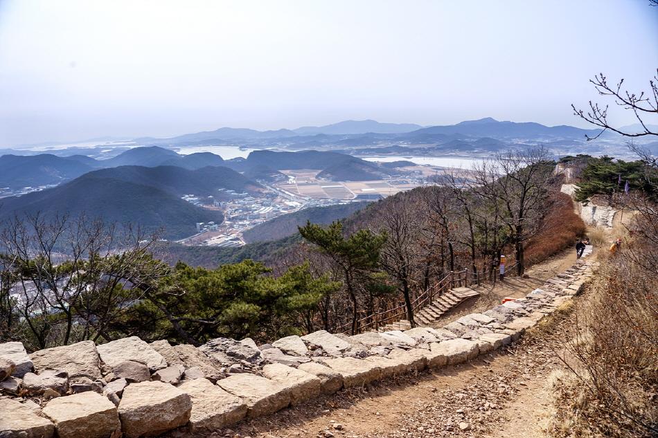 평화누리길 2코스 조강철책길