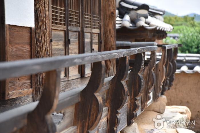 河回養真堂 [韓国観光品質認証] (하회 양진당 [한국관광 품질인증/Korea Quality])