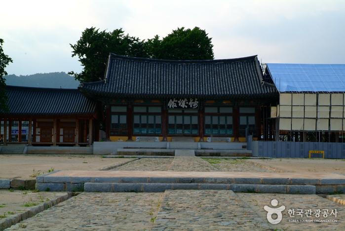 羅州 錦城館(나주 금성관)