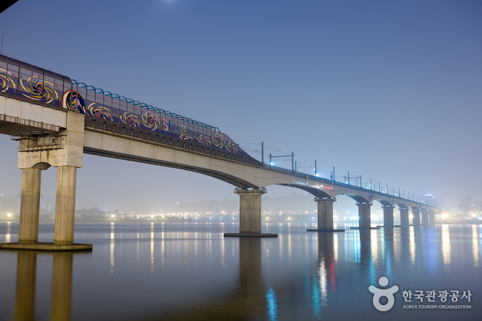 Río Hangang (한강)