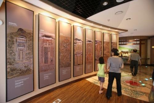 Музей крепости Хвасон в Сувоне (수원화성박물관)48