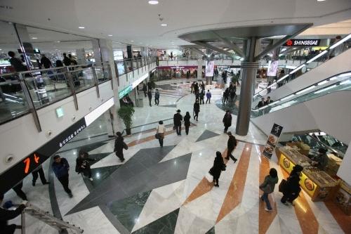 Автобусный терминал Central City (센트럴시티터미널 (호남선))3