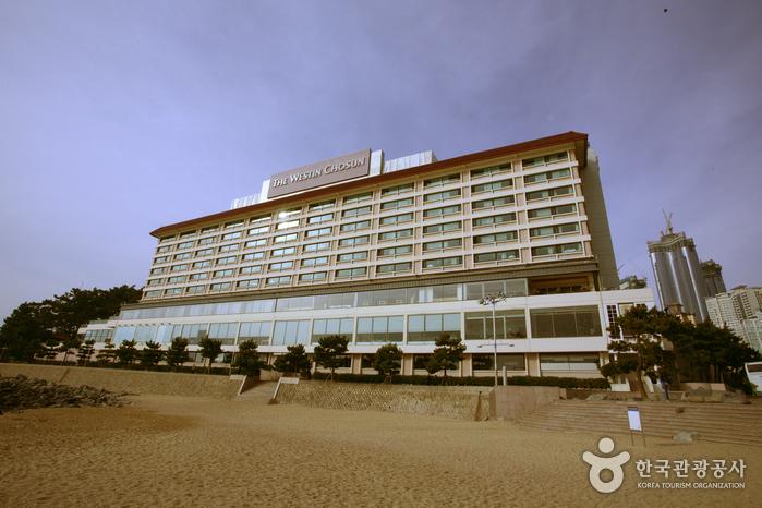 釜山威斯汀朝鲜酒店<br>(부산 웨스틴조선호텔)