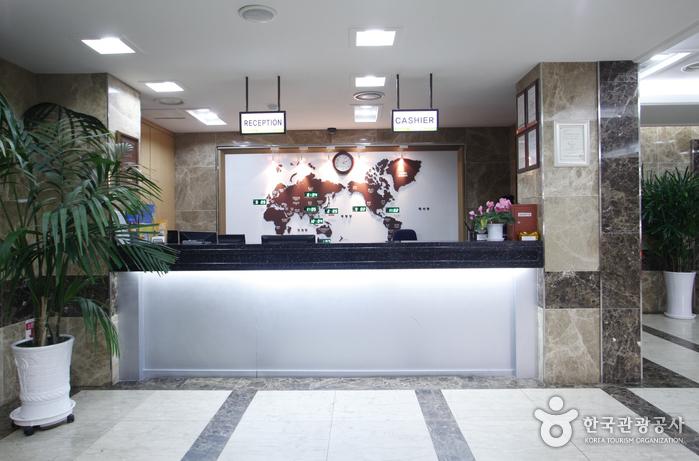 仁川機場June飯店(Hotel June Incheon Airport)