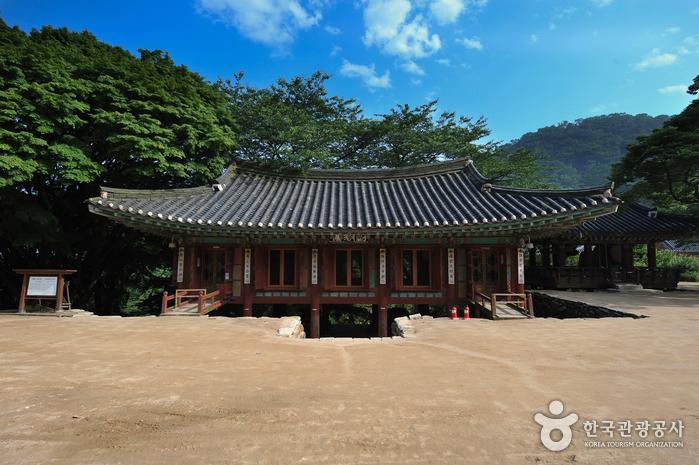 傳燈寺(江華)(전등사(강화))13
