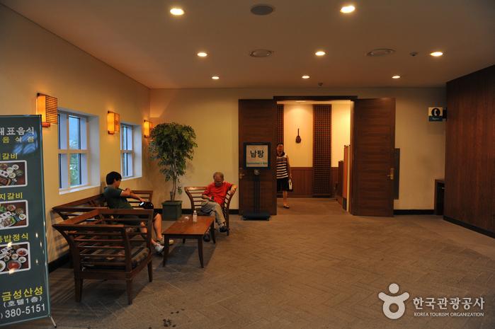 Спа-курорт в Тамяне (담양 리조트 온천)7