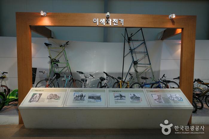 Sangju Bicycle Museum (상주 자전거박물관)