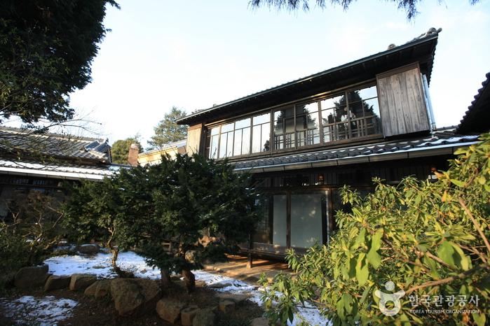 Японский традиционный дом в Кунсане (Дом Хироцу) / (군산 신흥동 일본식가옥(히로쓰 가옥)) 24