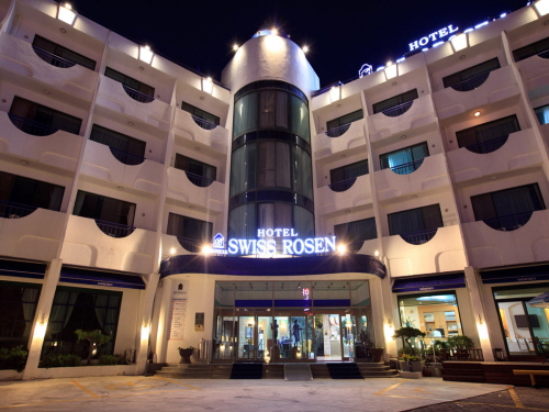 瑞士Rosen酒店<br>(스위스로젠호텔&펜션)