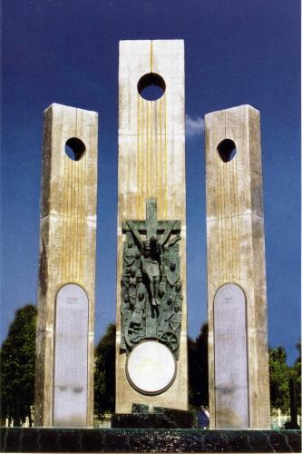Heilige Märtyrerstätte Seosomun (서소문순교성지)