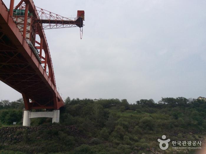 한탄강번지점프(코리아레저)