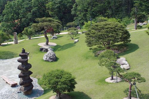 Ботанический сад Soulone (소울원)15